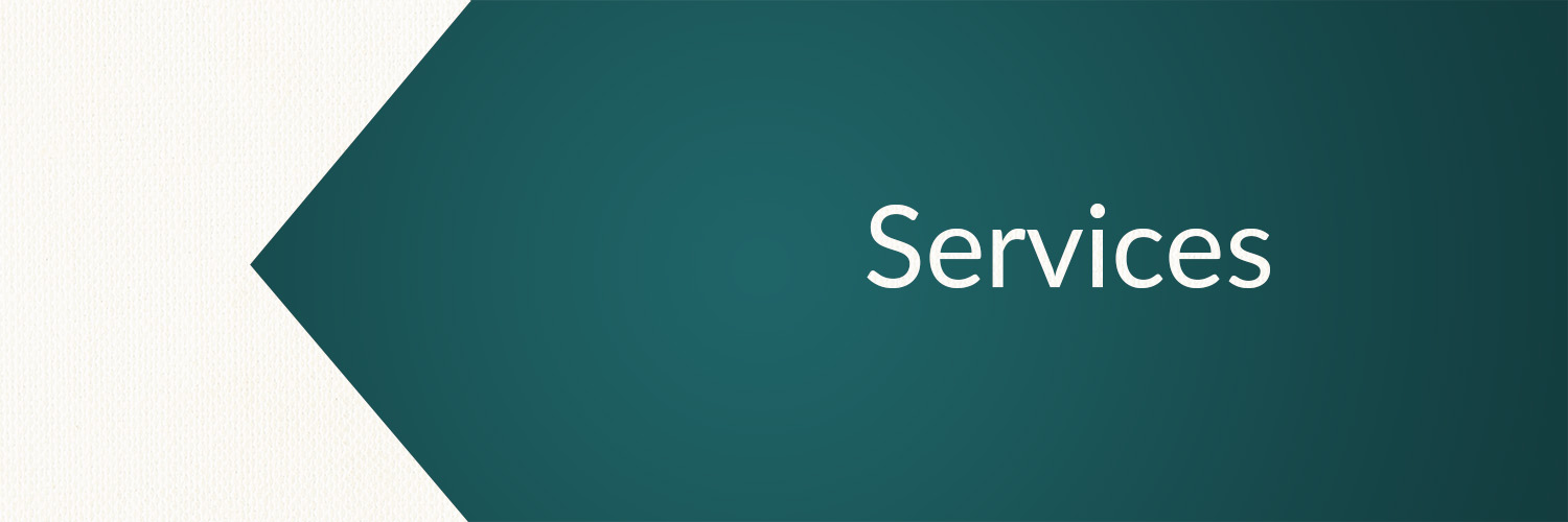 Permalink to: Services